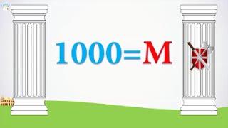 Numbers 1 1000 Roman Numerals Music Jinni