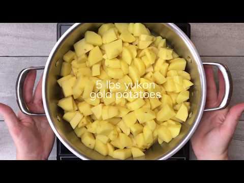 How to Make Loaded Baked Potato Soup