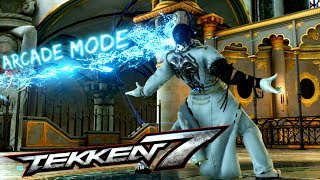 Tekken 7 Claudio Metallic Sirius Restraint Outfit Arcade(Ultra Hard)