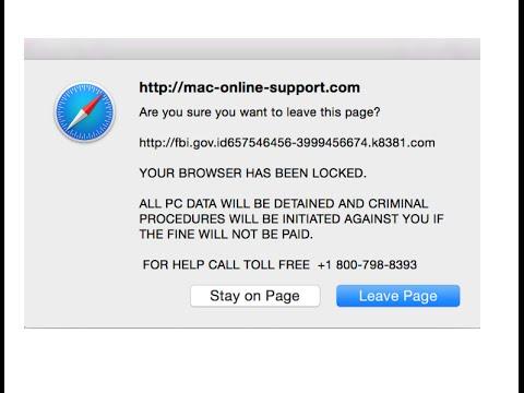 Как открыть блокированный браузер ( Safari) на IPad или Iphone