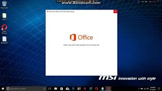 How to Install and Activate Microsoft Office Pro Plus 2016 for 32 and 64 BIT PC[JULY UPDATE]