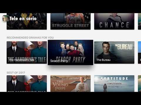 SBS on Demand en Apple TV