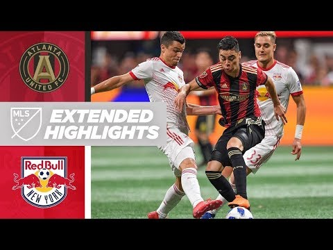 Atlanta United clash with Eastern Conference rival New York Red Bulls