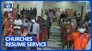 Churches Resume Service In Kano After 5 Weeks