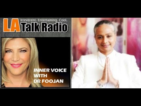 Warm and heartfelt conversation with Sister Jenna - by Dr. Foojan Zeine
