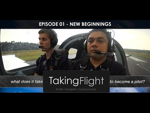 Taking Flight Reality TV series EP01: New Beginnings