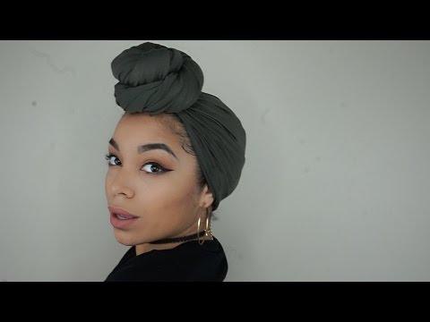 Super EASY Headwrap Tutorial