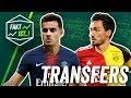 Hummels Zum BVB Kramaric Zum AC Mailand Koulibaly Zu Manchester City Fakt Ist Transfer News