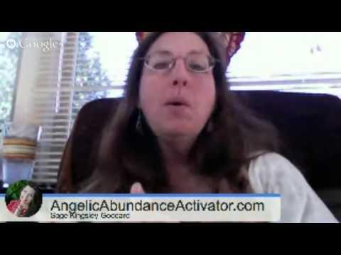 Activate Your Abundance with Shefali Burns & Sage Taylor Kingsley-Goddard