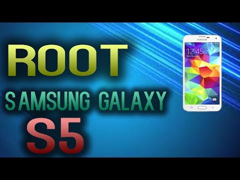 How to root Samsung galaxy s5 sm g900h without pc