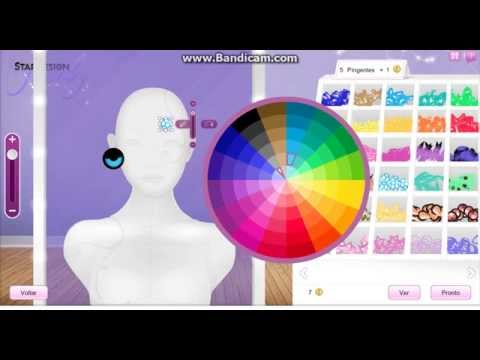 How to make cute lenses in stardoll ♥