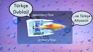 Uçak Motorları Nasıl Çalışır? [türkçe Dublaj Ve Altyazılı]