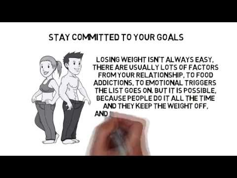 Stay Committed to your Goals - Loseweightveryfast