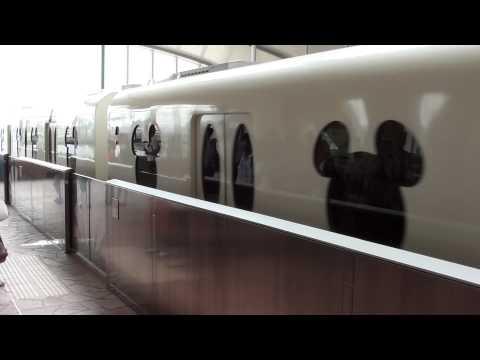 Here comes the Disney Train