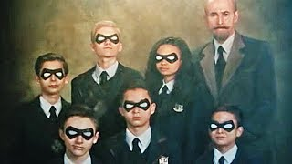 The Umbrella Academy | official trailer (2019) CCXP