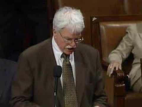 ADA Amendments Act: Chairman George Miller