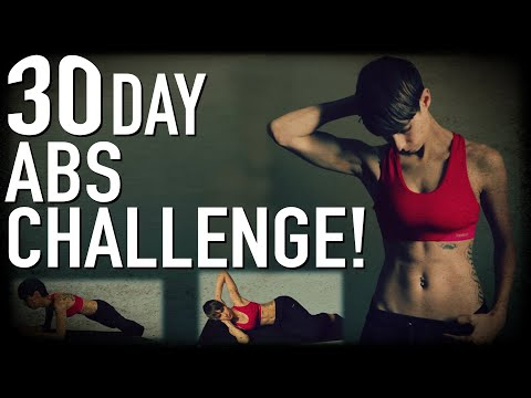 Guide to Killer Vegan Abs: Take the 30 Day Challenge | Meat Free Athlete