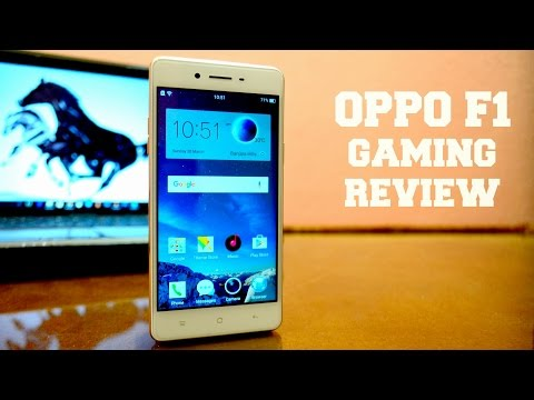 Oppo F1 Gaming Review /w Benchmarks & Biggest Flaws!!