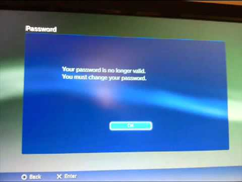 How To Change Your Password When PSN Is Back