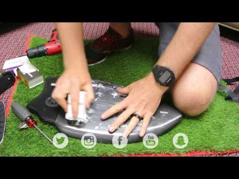 How To wax Your Slyde Handboard - Beginners Guide