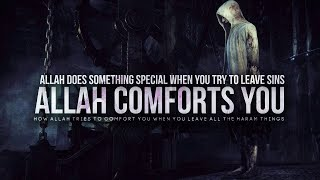Allah Does Something Special When You Try To Leave Sins