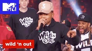 chance the rapper made the best wno show in history wild n out