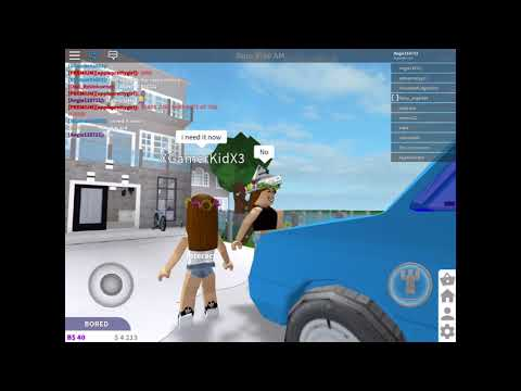 Argument On Roblox WACH TILL END