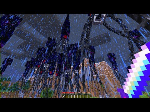 74 MODS IN 1 MINECRAFT WORLD... WHAT COULD GO WRONG?!