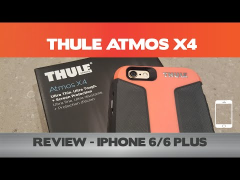Loving this iPhone case! - Thule Atmos X4 Review -  iPhone 6 cases
