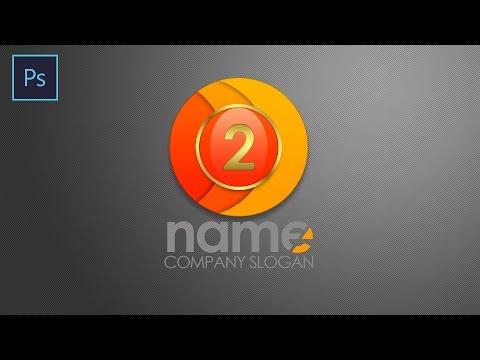 Photoshop Tutorial   Logo Design   Hindi / Urdu