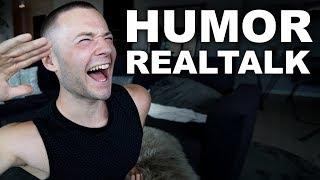 Realtalk über Humor