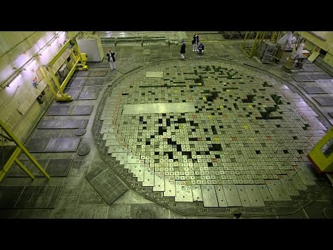 Reactor Hall of Unit 2, Chernobyl Nuclear Power Plant