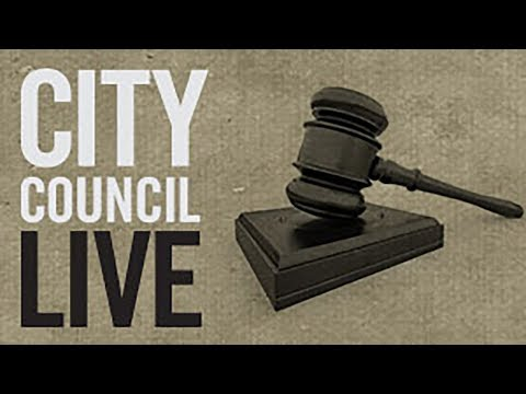 May 28 City Council