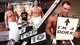 WWE's Funniest Moments – WWE Top 10