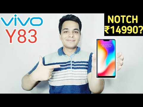 VIVO Y83 Notch Display Launched Just For ₹14990 | Kya Baat Hai Vivo!!🔥