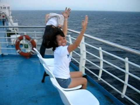 SuperFerry ride From Manila to Cebu