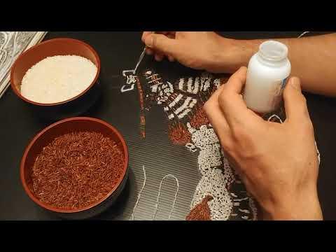 Intrepid - Rice Art