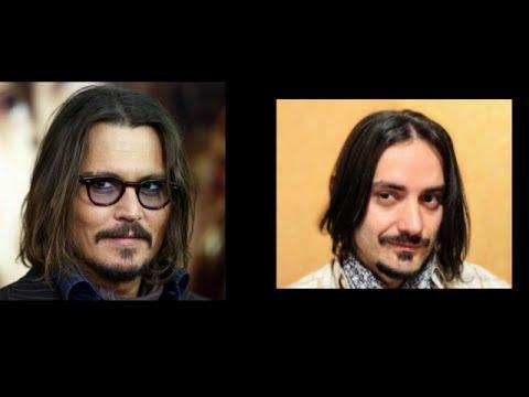 Johnny Depp beard/Jack Sparrow beard - How to Trim Van Dyke beard style