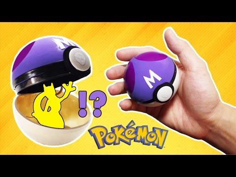 Pokemon Go - How to make pokeball (Master ball)