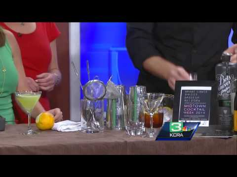 Midtown Cocktail week kicks off today