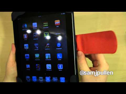 Ingear Smart Folio - Case Review for the iPad 2