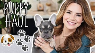 Download My New Puppy Haul! Video