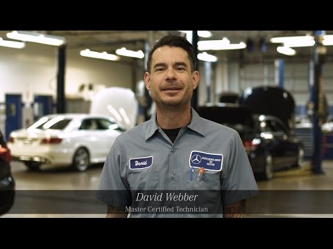 Great Place to Work for Technicians | at Mercedes-Benz of Austin