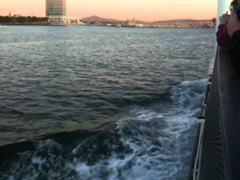 Ferry to Coronado: