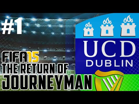 Fifa 15 - JourneyMan Part 1 - Irish Cream