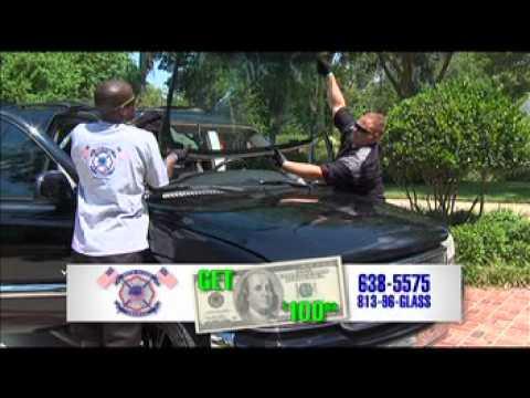 Auto Glass America - Jacksonville, Florida TV Ad