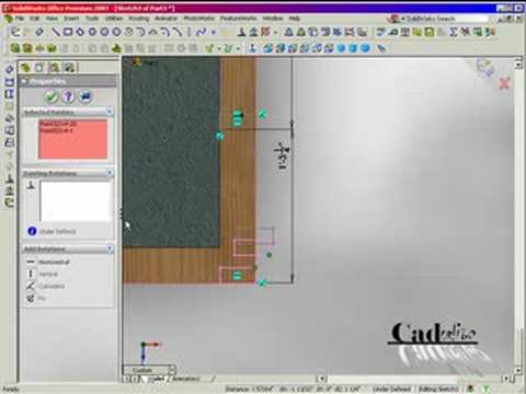 Storage Shed using Solidworks Part 2 of 4