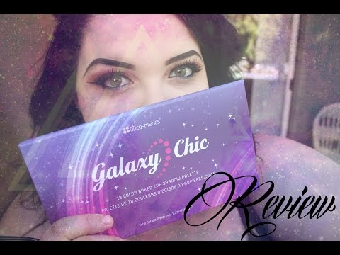 My Thoughts: Galaxy Chic Palette by BH Cosmetics