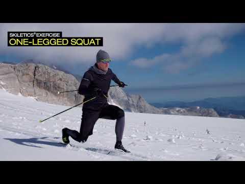 Fischer Nordic | Skiletics | One-legged Squat