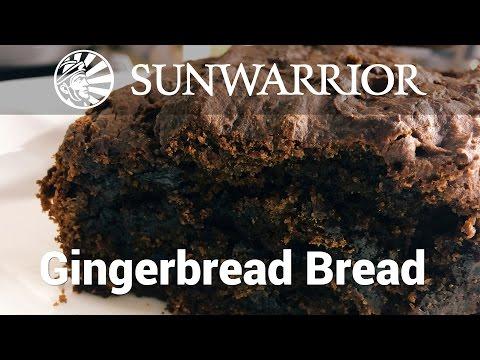 Vegan Gingerbread Bread | Party in My Plants